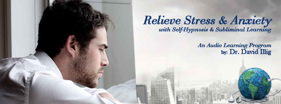 Relieve Stress with SuccessWorld Self-Hypnosis Programs