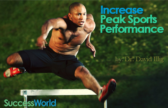 Increase Peak Sports Performance