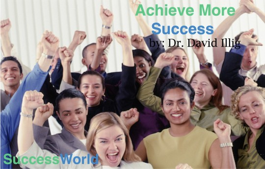 Achieve More Success