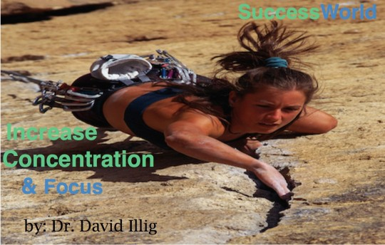 SuccessWorld | Increase Concentration & Focus with Self-Hypnosis